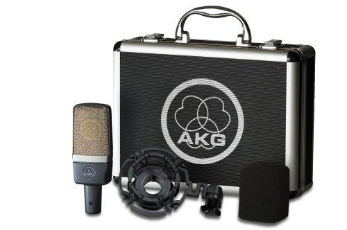 AKG Pro Audio C214 Condenser Microphone, Cardioid