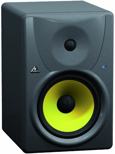 Behringer B1031A Active 2-Way Reference Studio Monitor with 8-Inch Kevlar Woofer