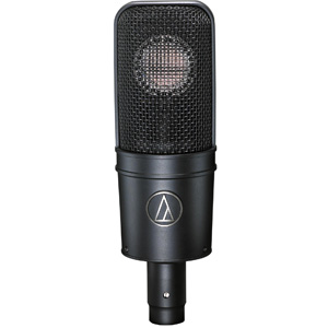 audio technica at4040 microphone