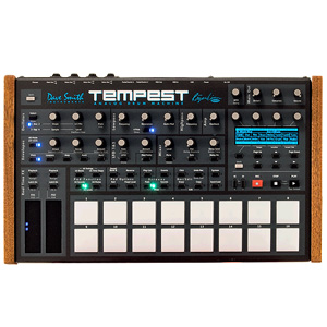 dsi tempest synth