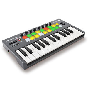 novation launchket 25 controller
