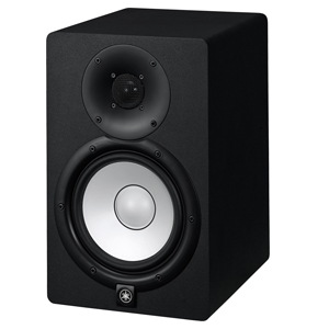Yamaha hs8 studio monitor black for Yamaha hs8 studio monitor speakers