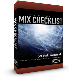 The GTPS Ultimate Mix Checklist Ebook