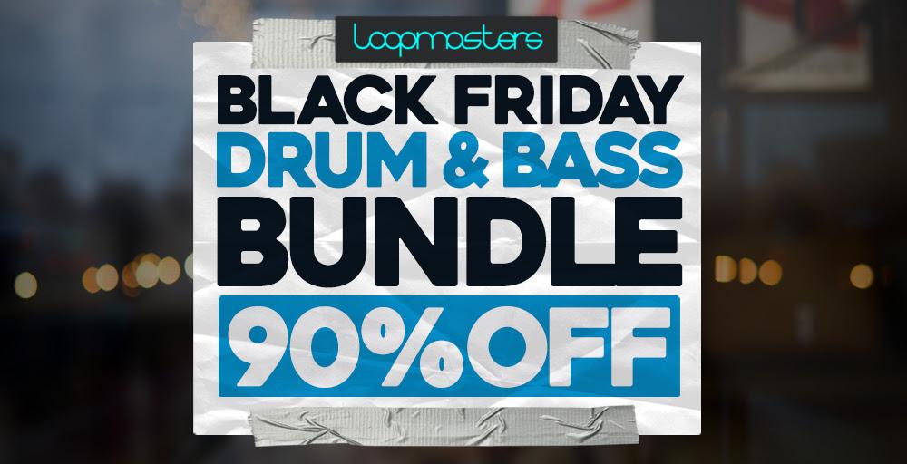 Loopmasters 90% Off Bundles Black Friday Sale