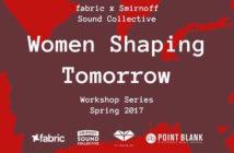 Point Blank Women Shaping Tomorrow Workshop