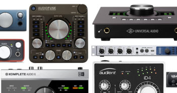 The 10 Best Audio Interfaces – Essential Buyers Guide 2017