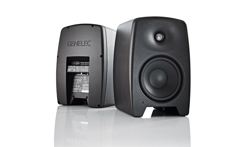 Genelec M040 best studio monitors speakers