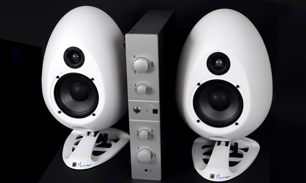 MunroSonic EGG 150 best studio monitors speakers