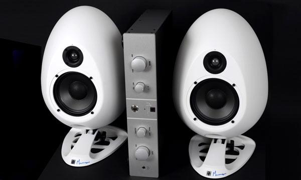 MunroSonic EGG 150 best studio monitors speakers