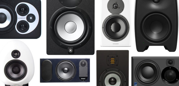 The 10 Best Studio Monitor Speakers – Essential Buyers Guide 2018