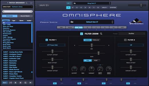 Plugin Spotlight: Spectrasonics Release Omnisphere 2 5 Update, With