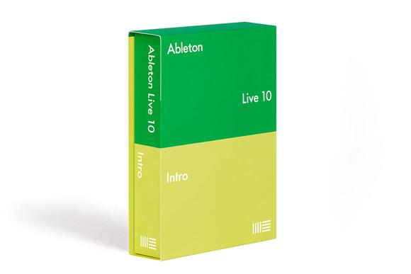 Ableton Multitrack Recording Software (Live 10 Intro)